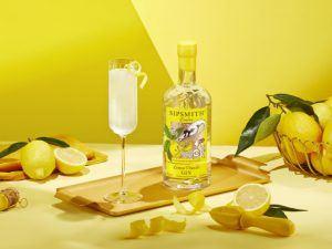 Lemon Gin - Lemon Drizzle 75