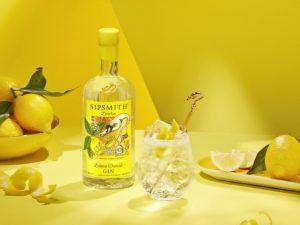 Lemon Gin - Lemon Drizzle G&T