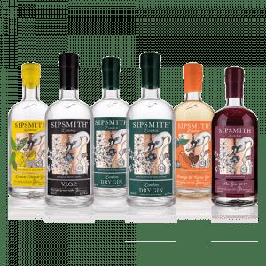 mixed gin case