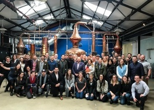 The International Team Sipsmith