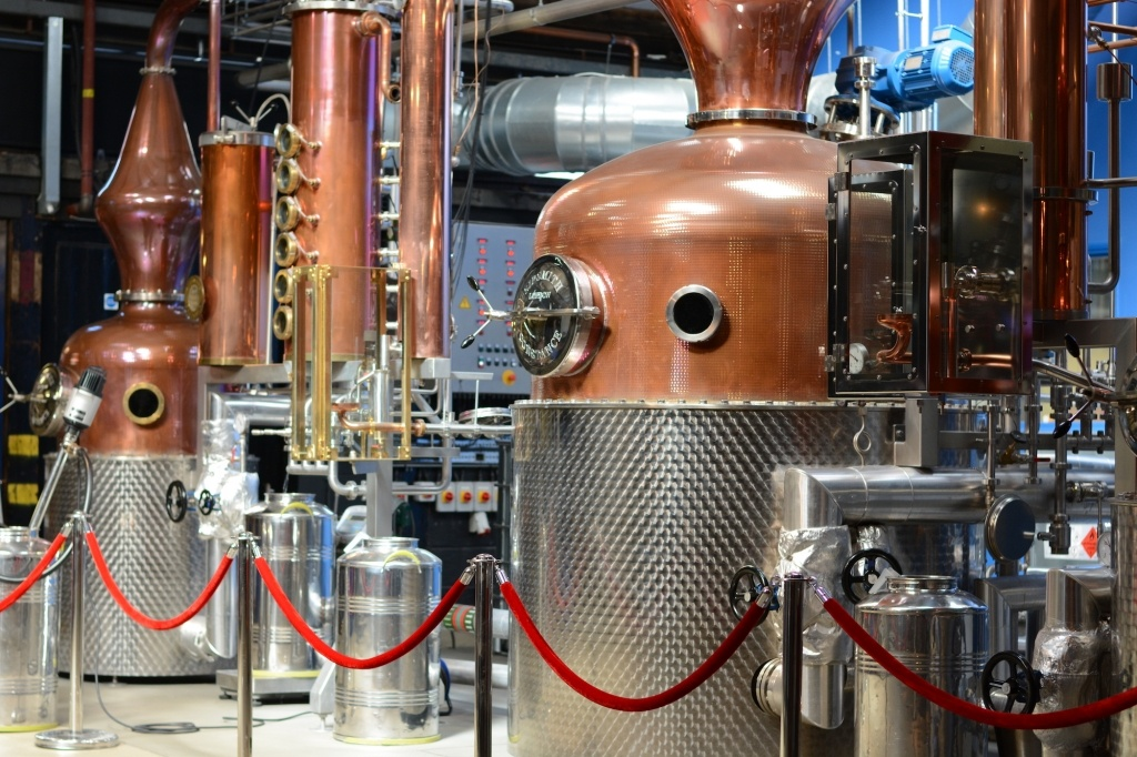 Copper Pot Distilling | Distillery