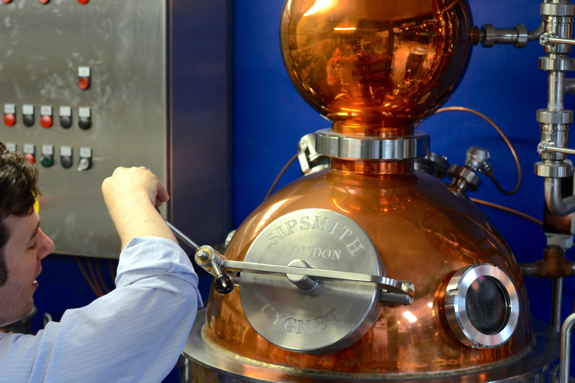 Copper Pot Distilling | Cygnet