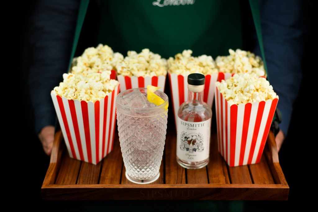 Popcorn Gin