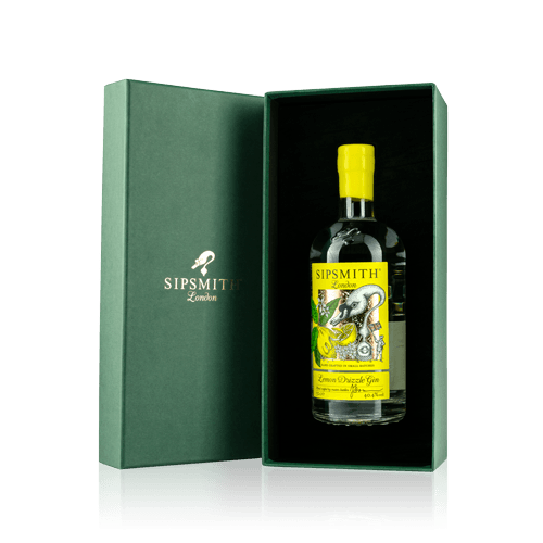 Lemon Drizzle 50cl Gift Box