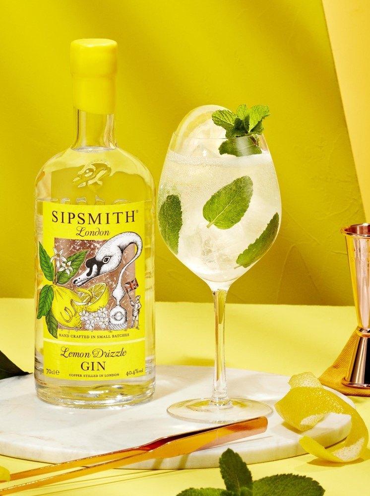 lemon drizzle spritz