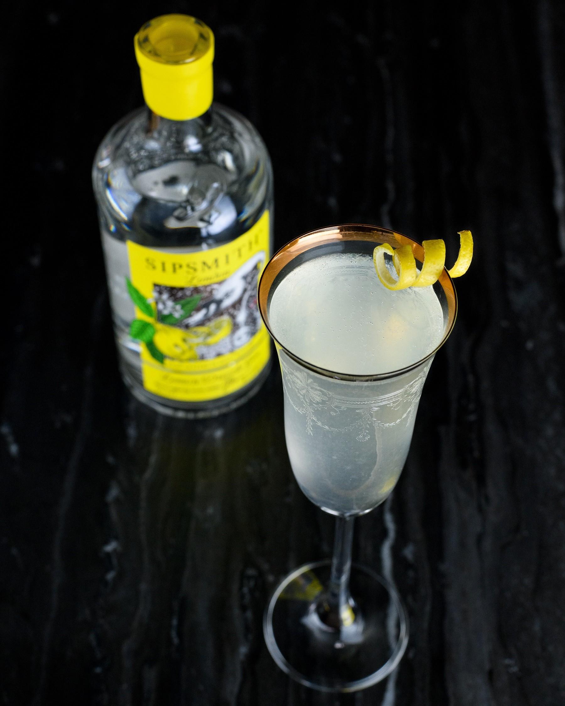 Lemon Drizzle '75