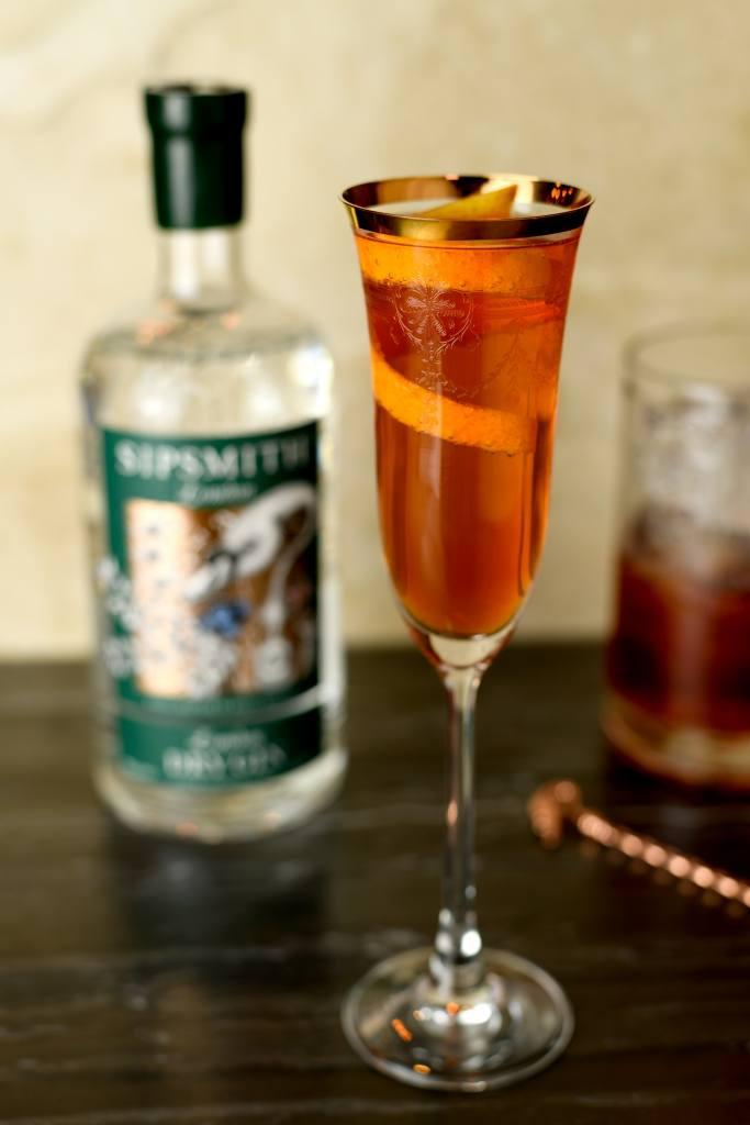 gin vermouth