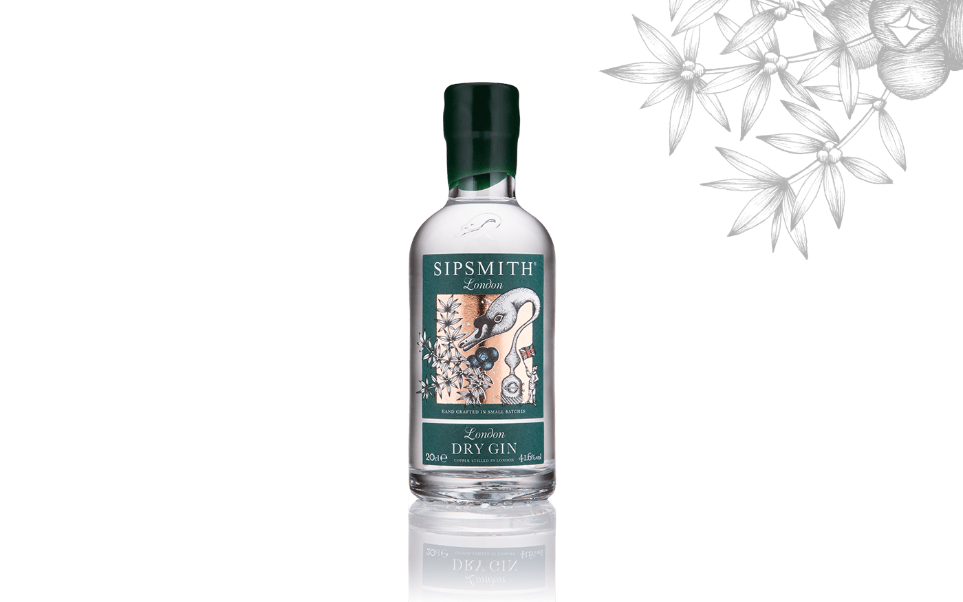 London Dry Gin - 20cl