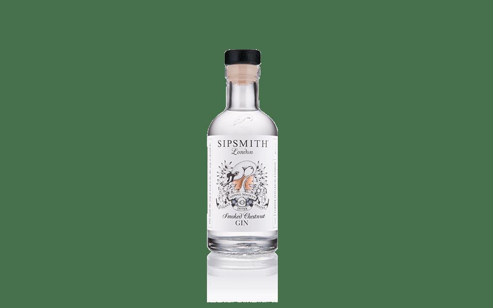smoked chestnut gin
