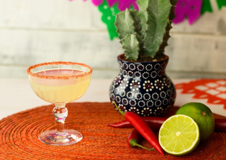 Chili and Lime Margarita