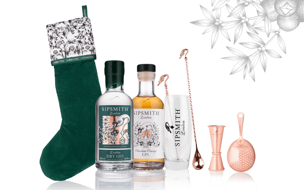 Gin Lover's stocking