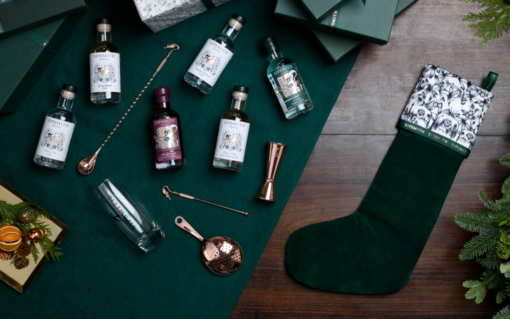 Build Your Own Gin Stocking