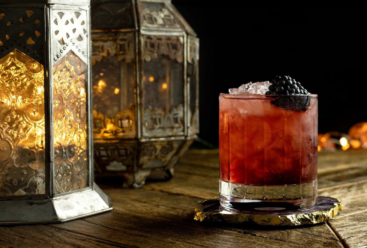 The Sipsmith Bramble Cocktail