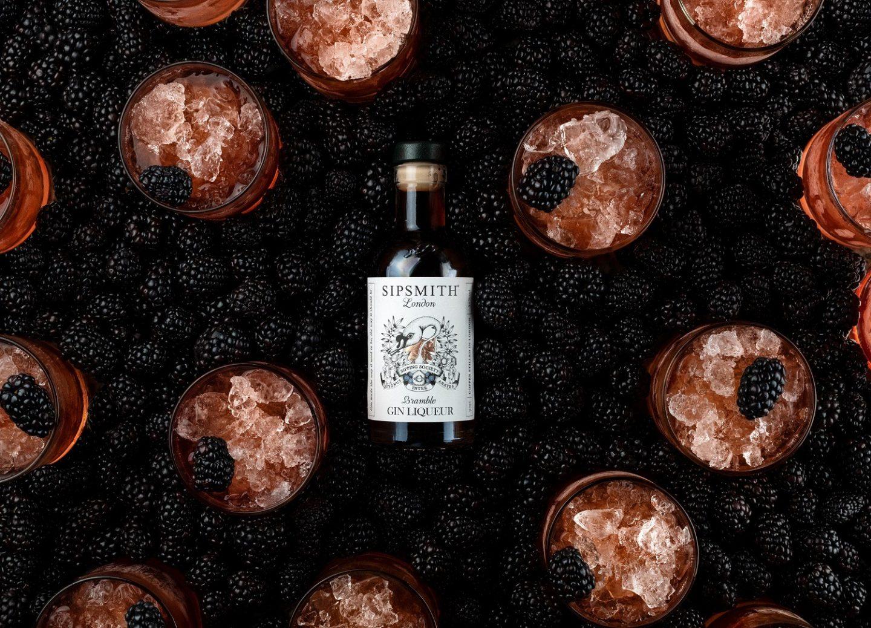 Bramble Gin Liqueur