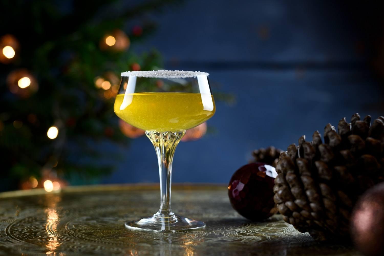 Christmas Pudding Side-Sleigh