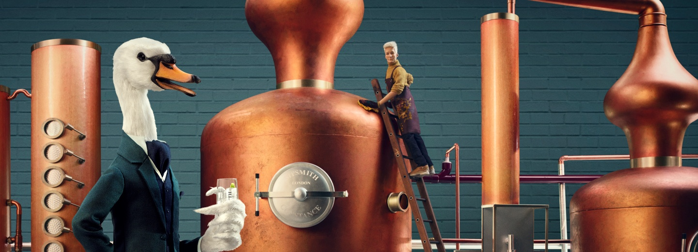 We Make Gin, Not Compromises
