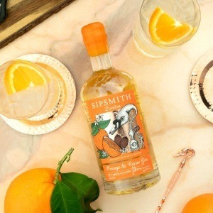 Orange and Cacao Gin