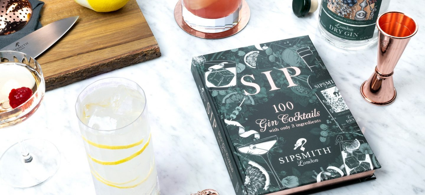 SIP: Cocktail Book