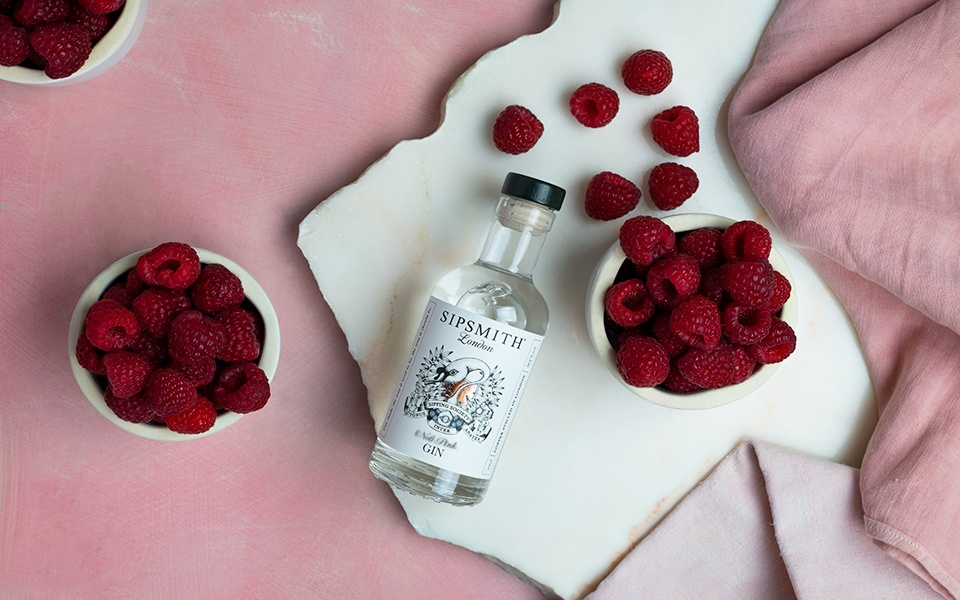 (Not) Pink Gin