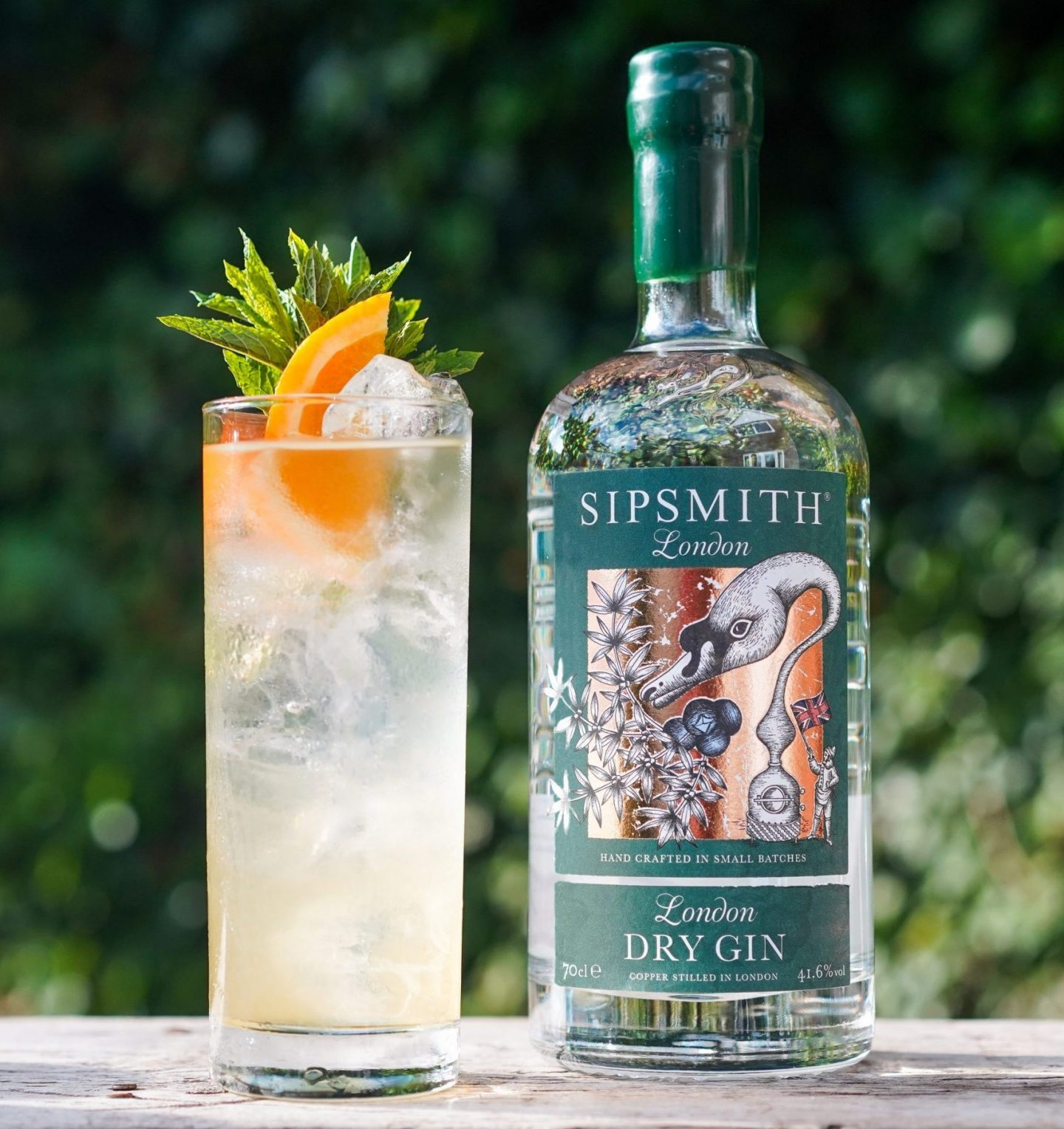 Sipsmith Collins Earl Grey