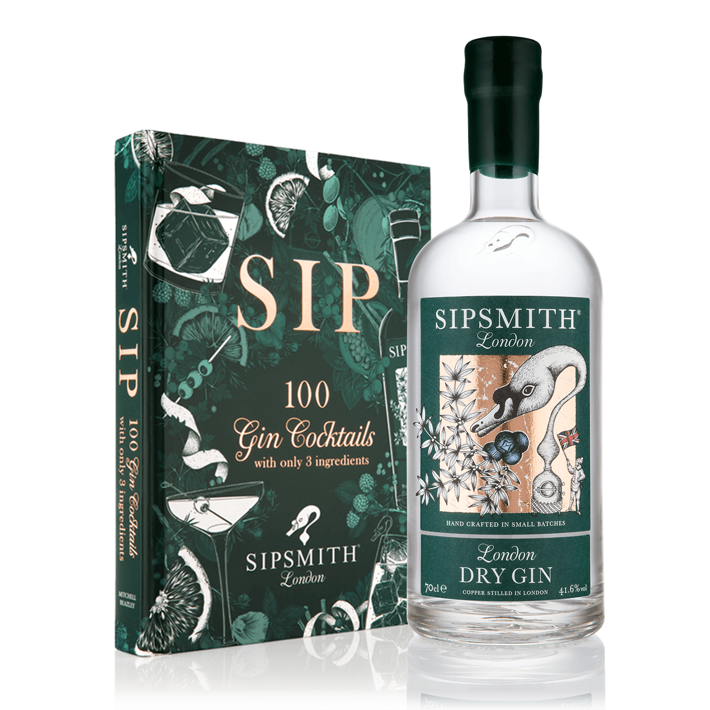 SIP cocktail book bundle