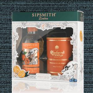Orange & Cacao Charbonnel & Walker Gift Set