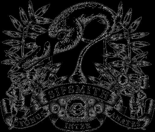 sipsmith logo crest