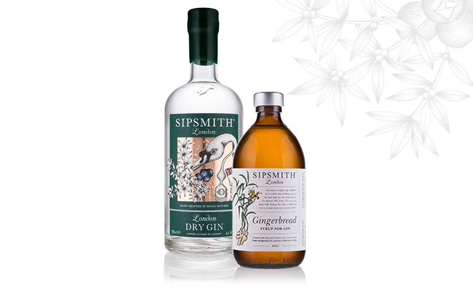 8 Perfect Christmas Gifts for Gin Lovers - Sipsmith