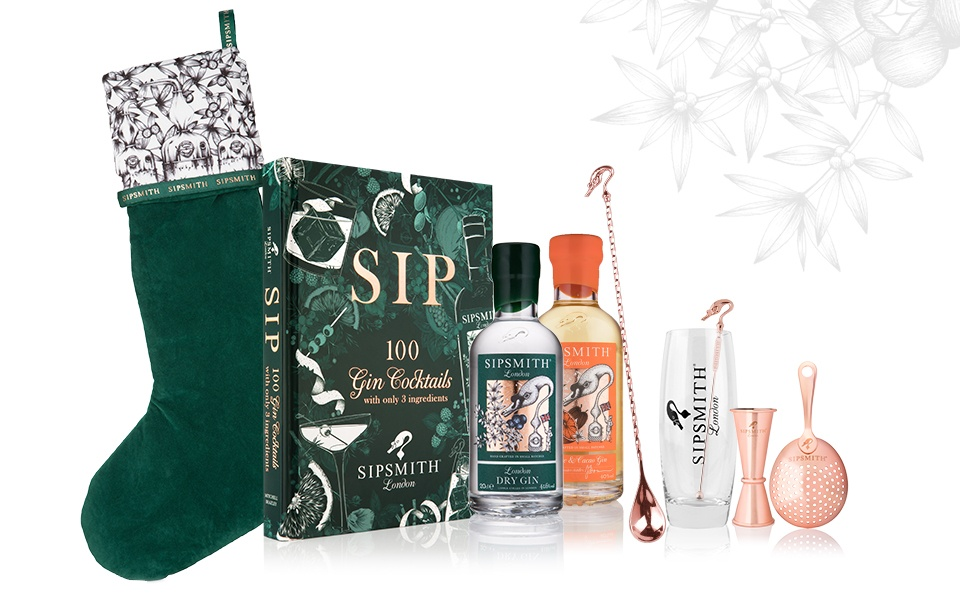SIP Luxury Gin Stocking