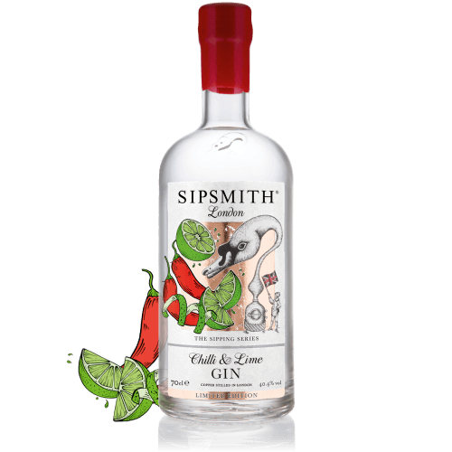 chilli and lime gin