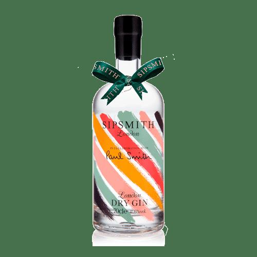 paul smith london dry gin bow
