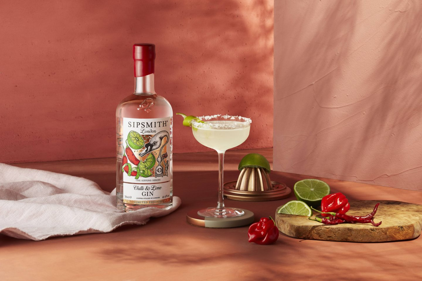 Chilli and Lime Margarita