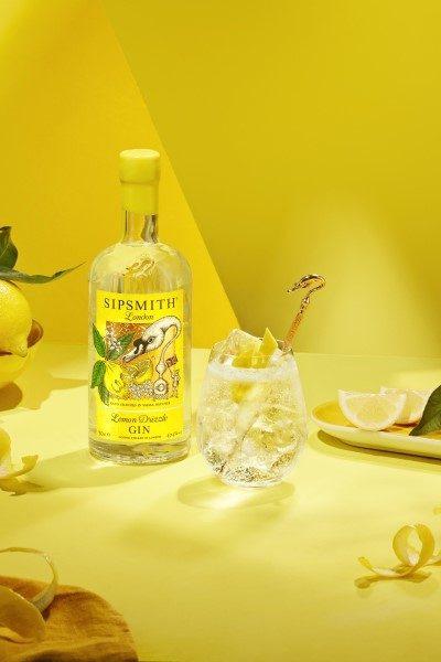 lemon drizzle g&t homepage
