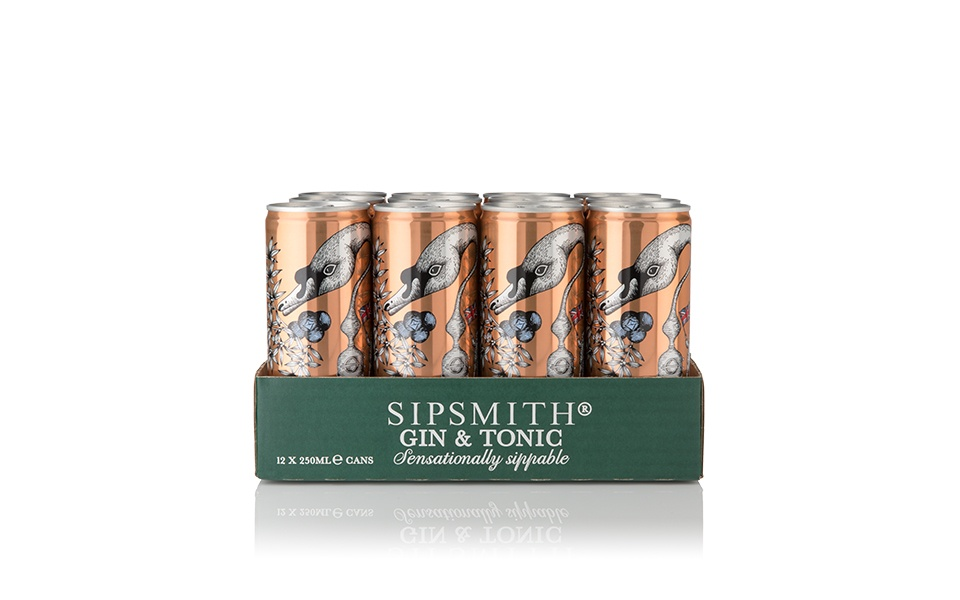Sipsmith Ready to Drink G&T