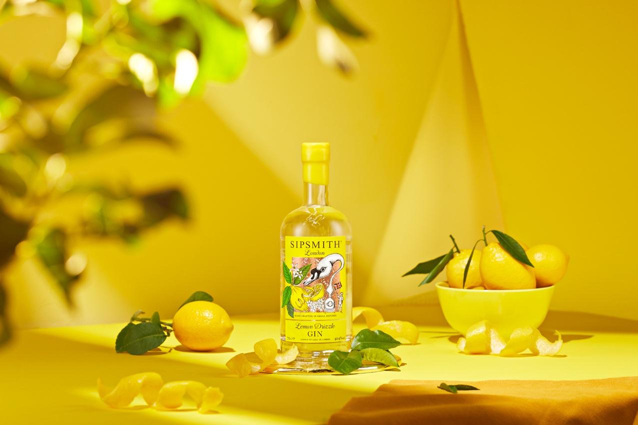 Lemon Drizzle Gin