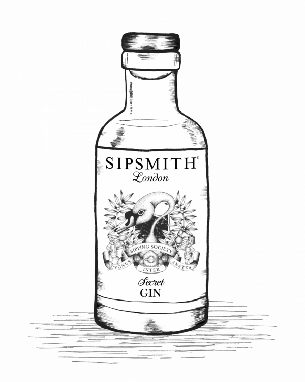 secret gin