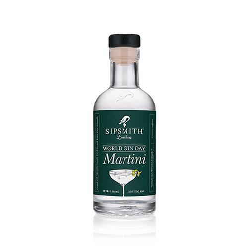 World Gin Day Martini