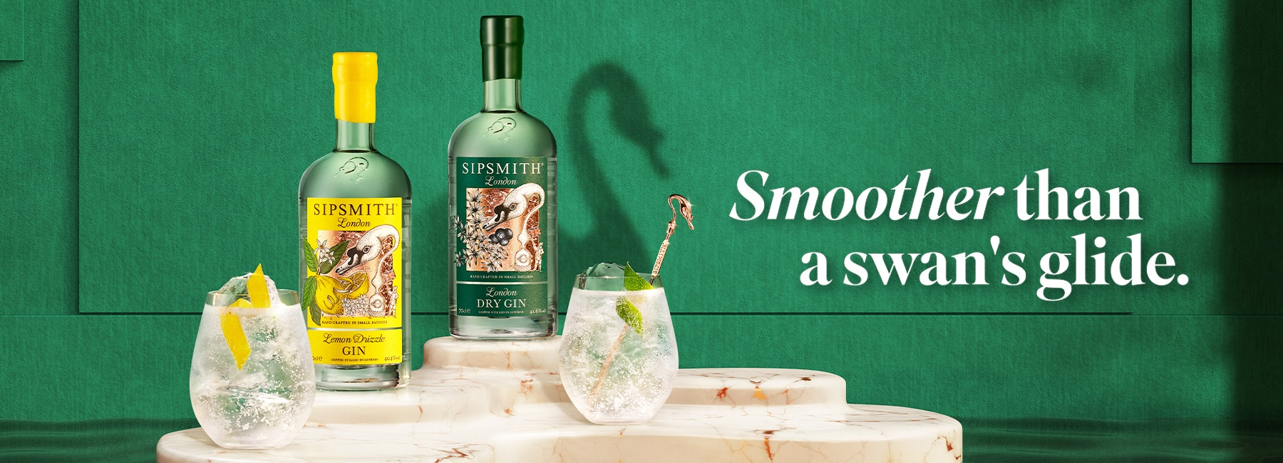 sipsmith gin banner