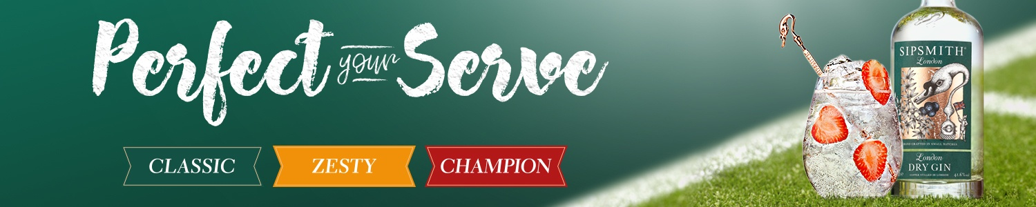 perfect your serve