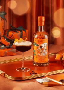 zesty orange expresso martini portrait