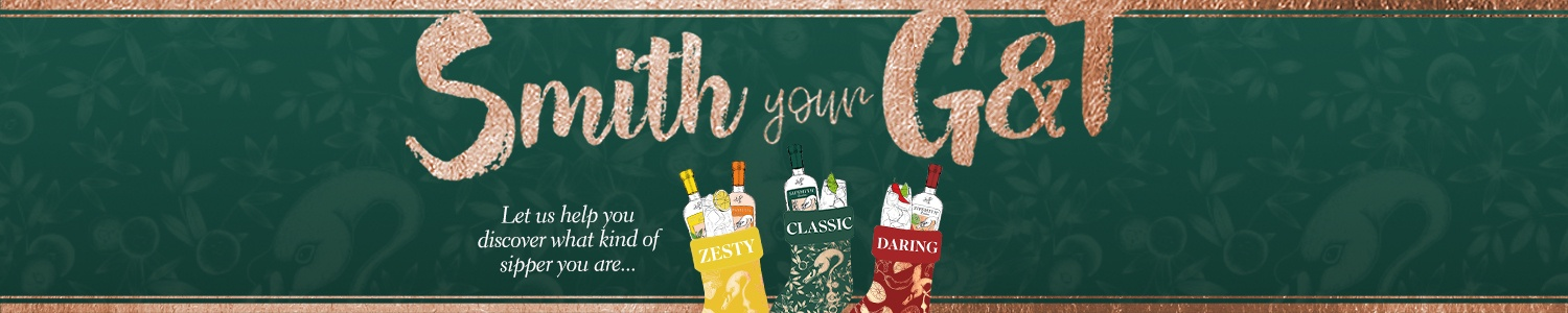Smith Your G&T Banner Thin