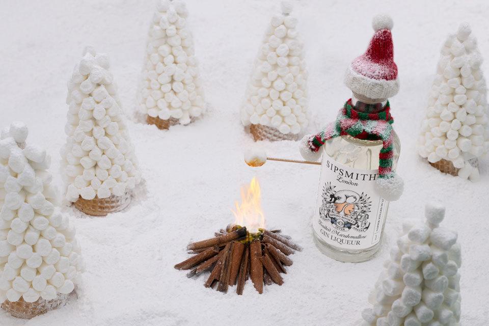 toasted marshmallow gin