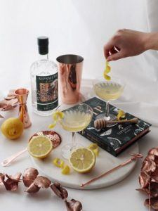 Sipsmith Bee's Knees cocktail