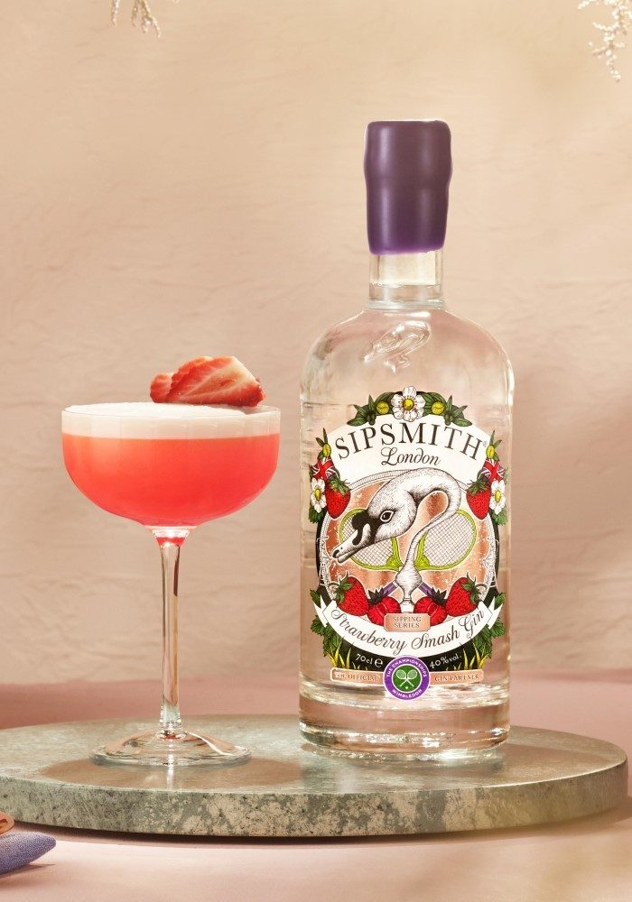 strawberry smash club