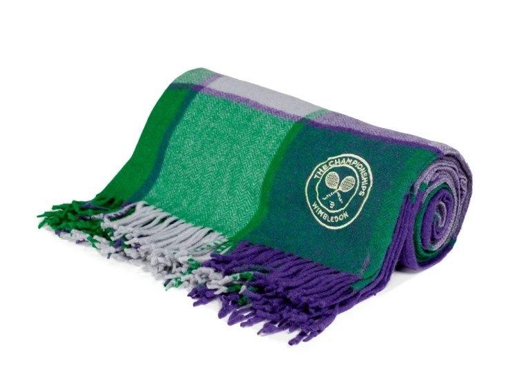 wimbledon blanket