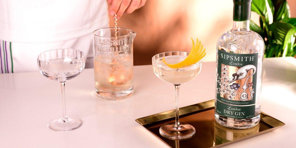 sipsmith martini stir