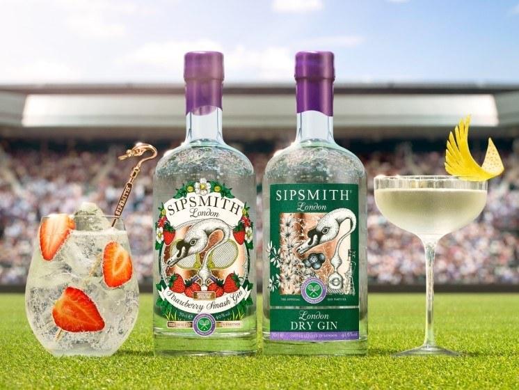 wimbledon gins