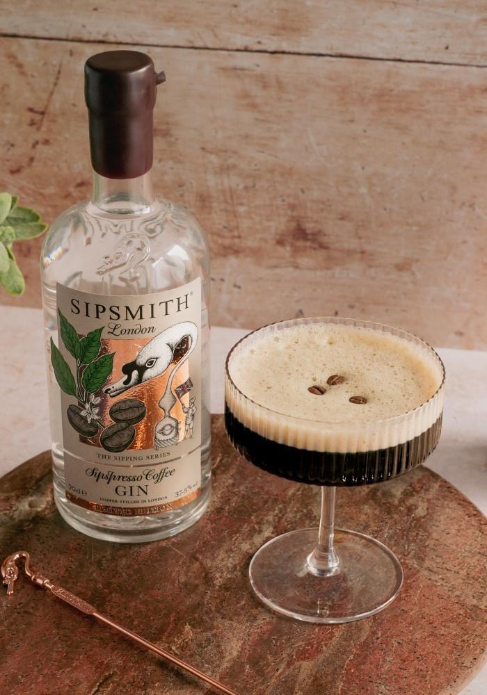 sipspresso martini recipe