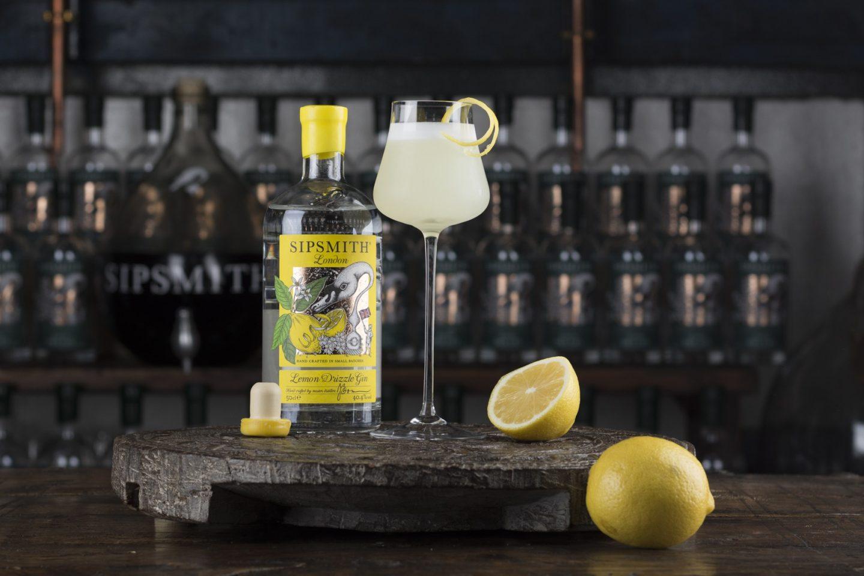 Lemon Drizzle Sour