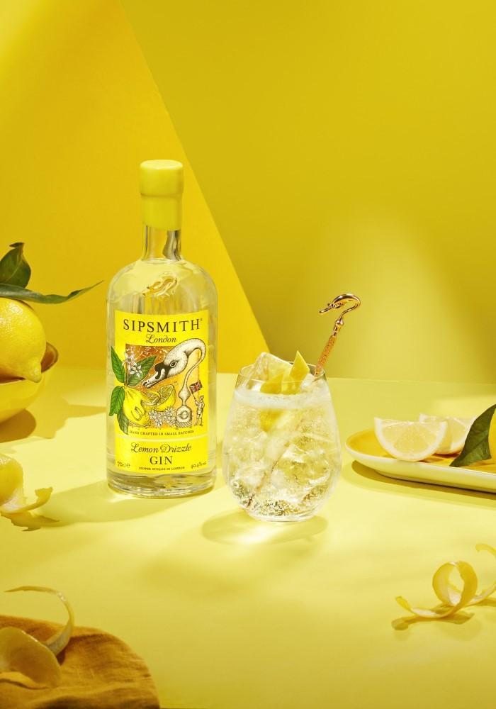 lemon drizzle g&t